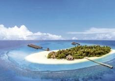 Angaga Island Resort & Spa, Maldivi - hotelske namestitve