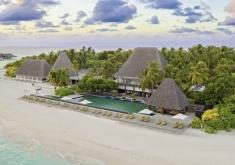 Anantara Kihavah Maldives Villas, Maldivi - za družine