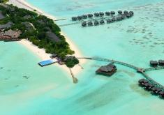 Olhuveli Beach & Spa Resort, Maldivi - hotelske namestitve