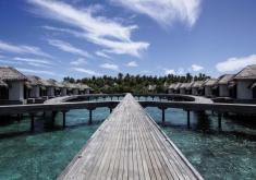 Outrigger Konotta Maldives Resort, Maldivi - hotelske namestitve