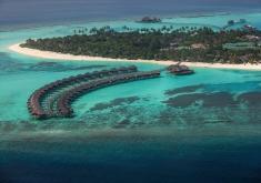 The Sun Siyam Iru Fushi, Maldivi iz Ljubljane