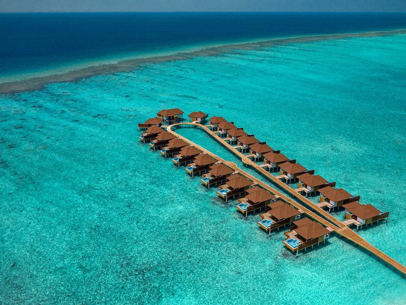 Varu By Atmosphere, Maldivi 2