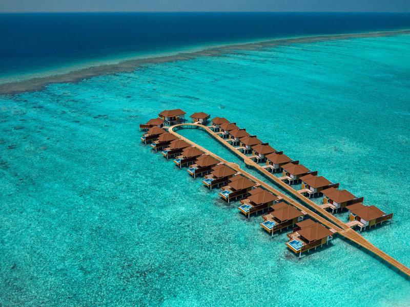 Varu By Atmosphere, Maldivi 3