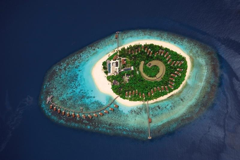 Park Hyatt Maldives Hadahaa, Maldivi 1
