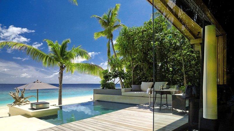 Park Hyatt Maldives Hadahaa, Maldivi 3