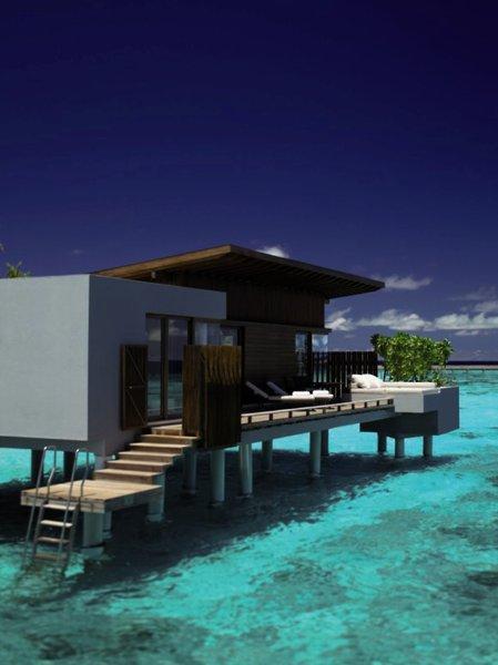 Park Hyatt Maldives Hadahaa, Maldivi 5