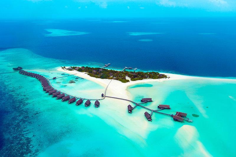 Como Cocoa Island, Maldivi 1