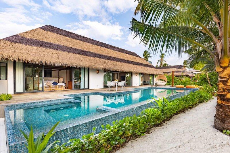 Pullman Maldives Maamutaa Resort, Maldivi 1
