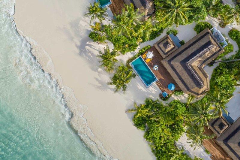Pullman Maldives Maamutaa Resort, Maldivi 2