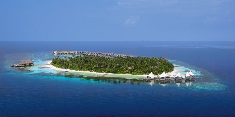 W Maldives, Maldivi 1