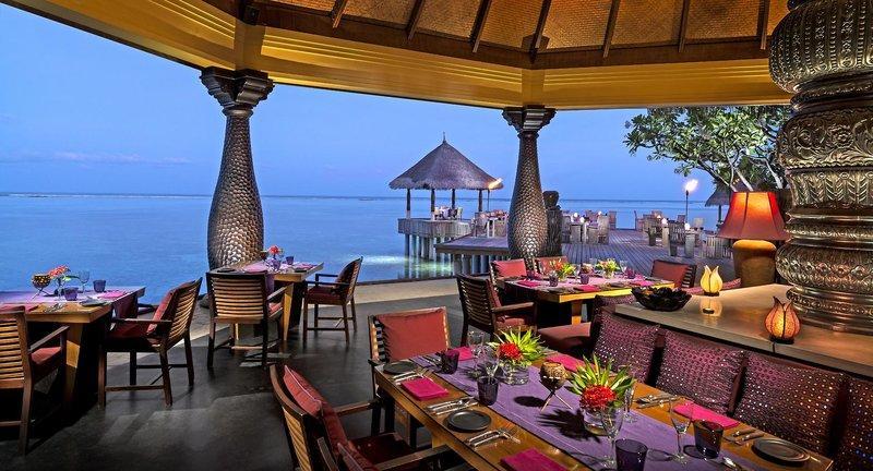 Four Seasons Resort Maldives At Kuda Huraa, Maldivi 3