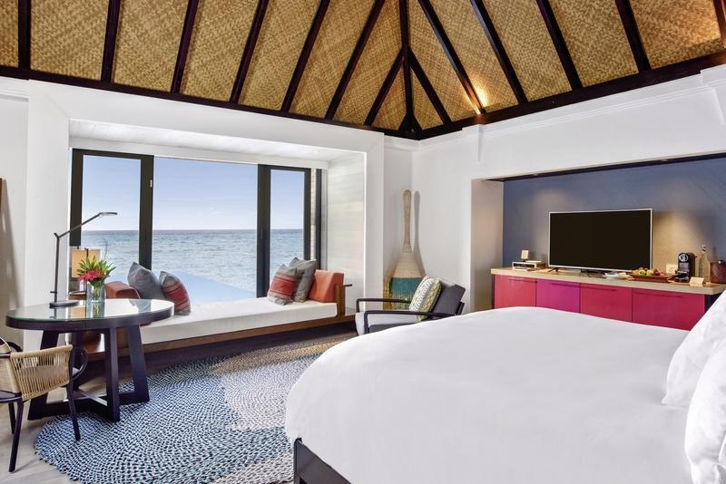 Four Seasons Resort Maldives At Kuda Huraa, Maldivi 5