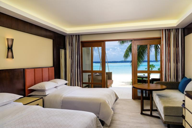 Sheraton Maldives Full Moon Resort and Spa, Maldivi 3