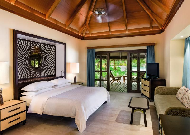 Sheraton Maldives Full Moon Resort and Spa, Maldivi 4