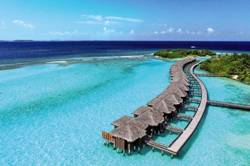 Sheraton Maldives Full Moon Resort and Spa, Maldivi 5