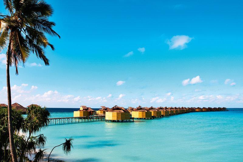 Six Senses Laamu, Maldivi 5