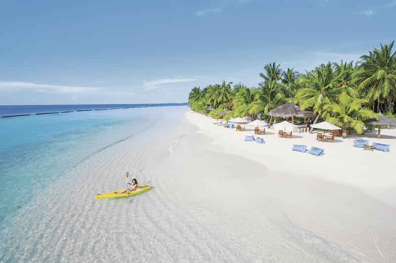 Kurumba Maldives, Maldivi 1