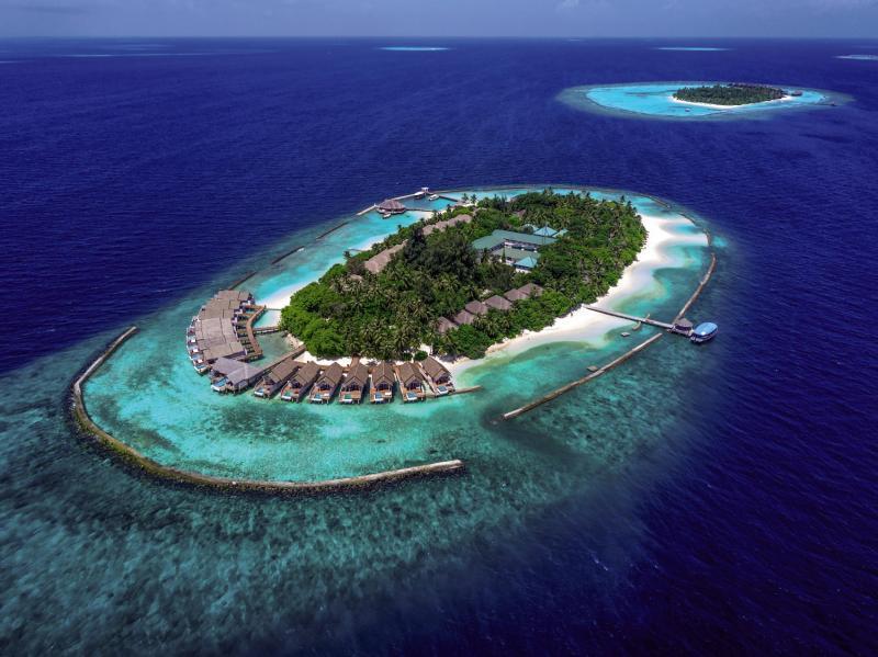 Amaya Kuda Rah, Maldivi 1