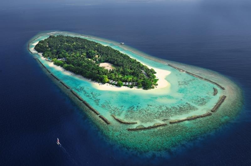 Royal Island Resort and Spa, Maldivi 1