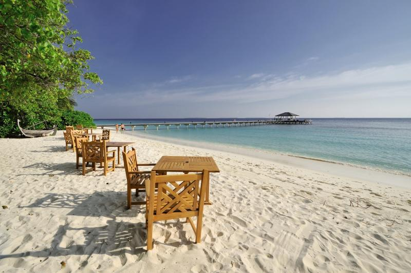 Royal Island Resort and Spa, Maldivi 5