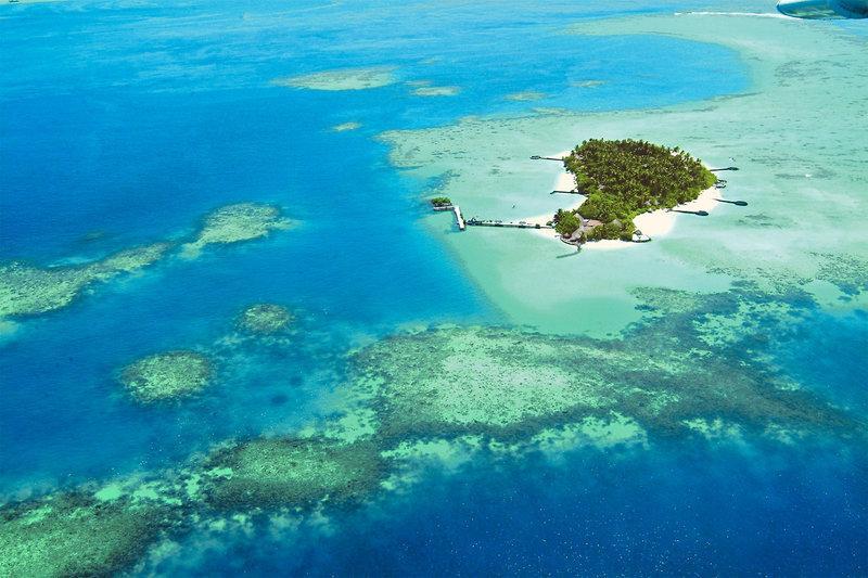Makunudu Island, Maldivi 5