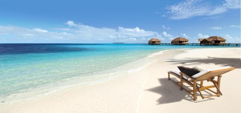 Conrad Maldives Rangali Island, Maldivi 1