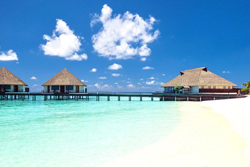 Adaaran Select Meedhupparu, Maldivi 3