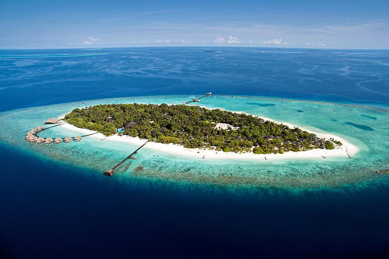 Adaaran Select Meedhupparu, Maldivi 4