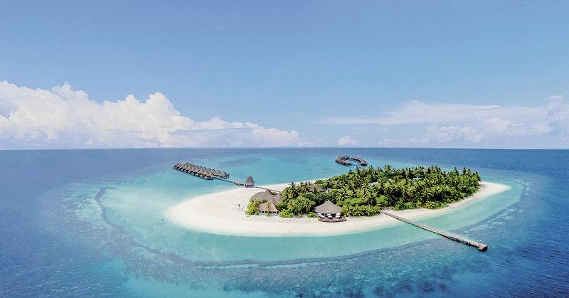 Angaga Island Resort and Spa, Maldivi 1