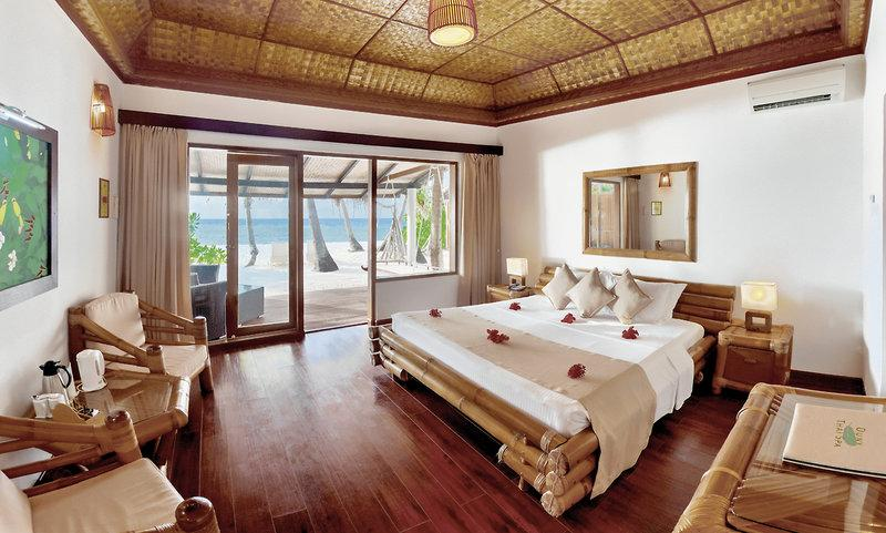 Angaga Island Resort and Spa, Maldivi 2
