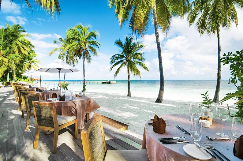 Mirihi Island Resort, Maldivi 4