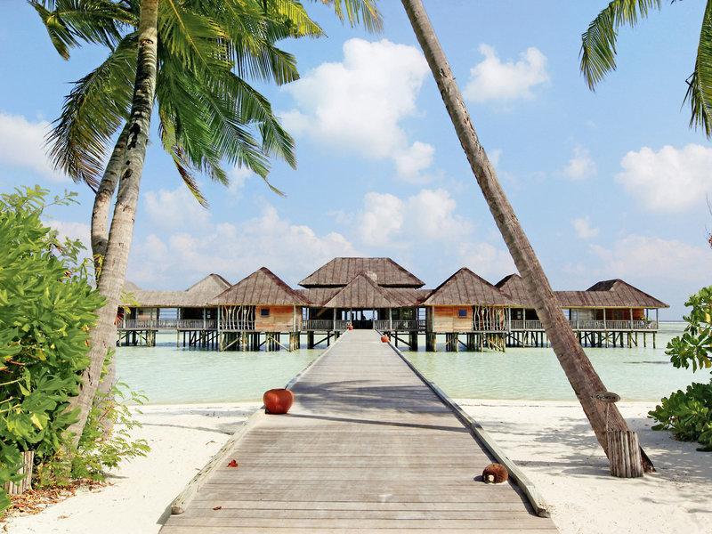 Gili Lankanfushi, Maldivi 1