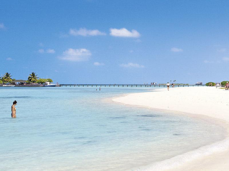 Paradise Island Resort and Spa, Maldivi 1