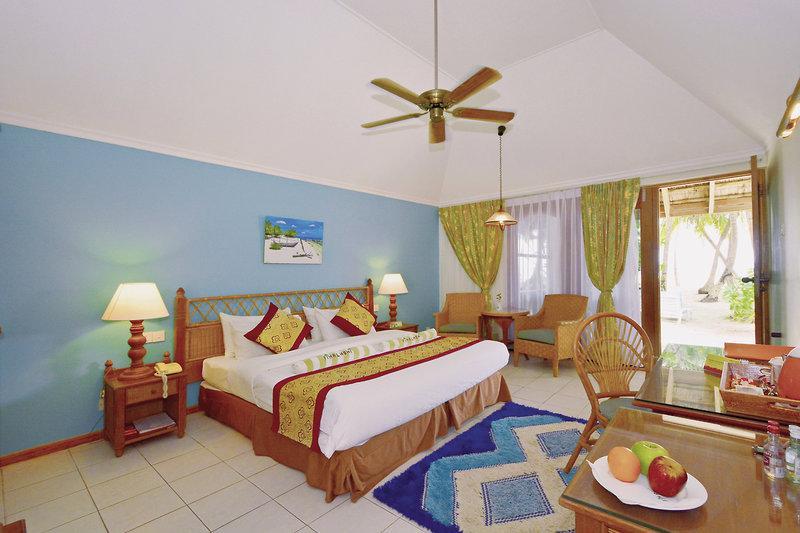 Fihalhohi Island Resort, Maldivi 5