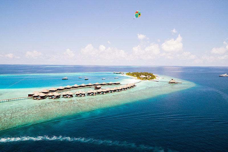 Huvafen Fushi Maldives, Maldivi 2