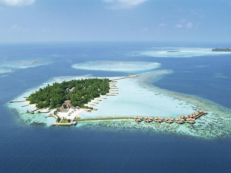 Nika Island Resort, Maldivi 1