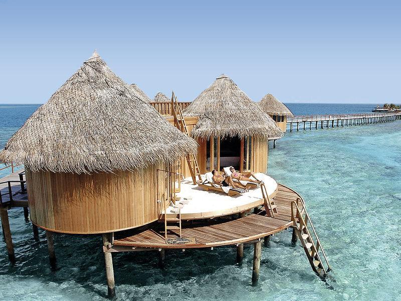 Nika Island Resort, Maldivi 2