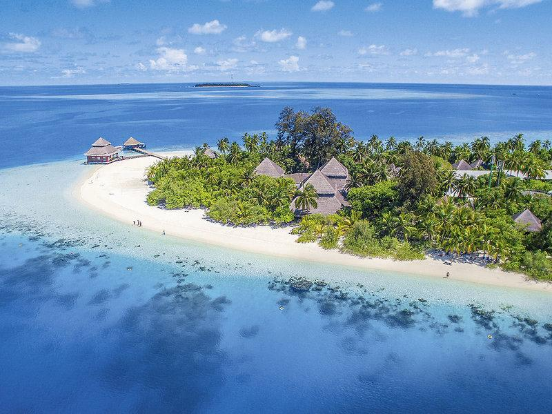Adaaran Club Rannalhi, Maldivi 1