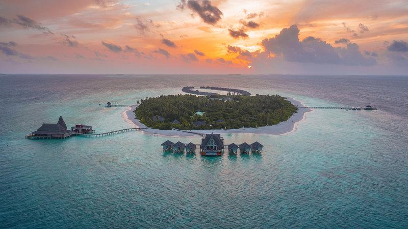 Anantara Kihavah Maldives Villas, Maldivi 1