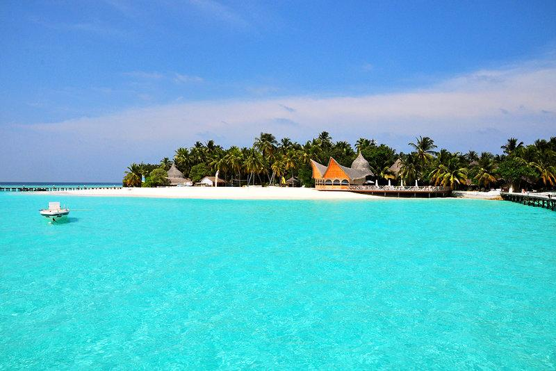 Thulhagiri Island Resort and Spa, Maldivi 1