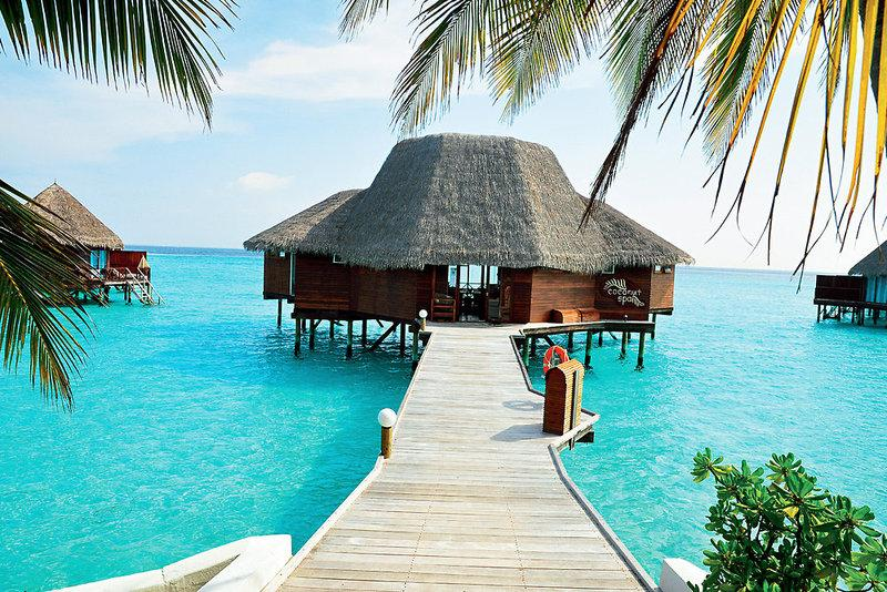 Thulhagiri Island Resort and Spa, Maldivi 3