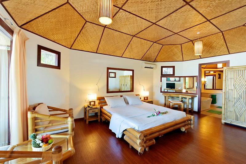 Thulhagiri Island Resort and Spa, Maldivi 4