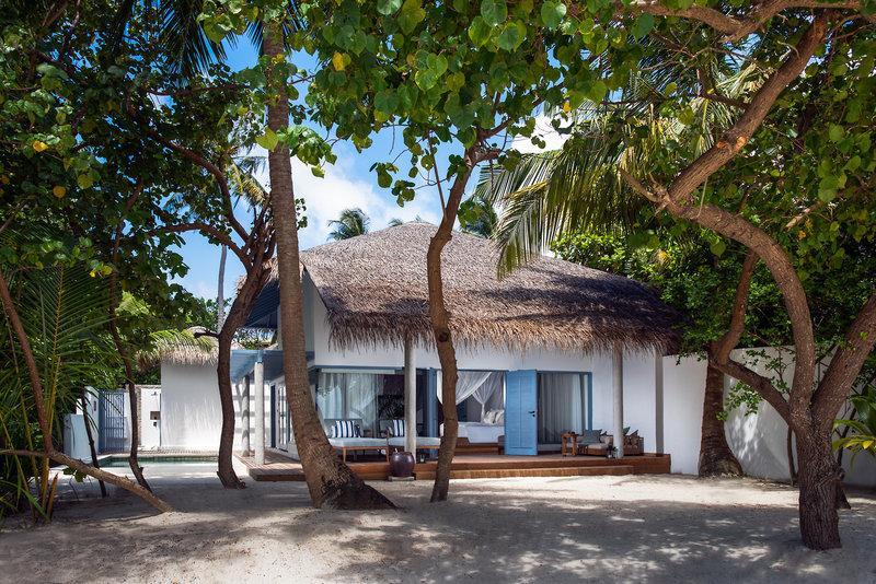 Raffles Maldives Meradhoo Resort, Maldivi 4