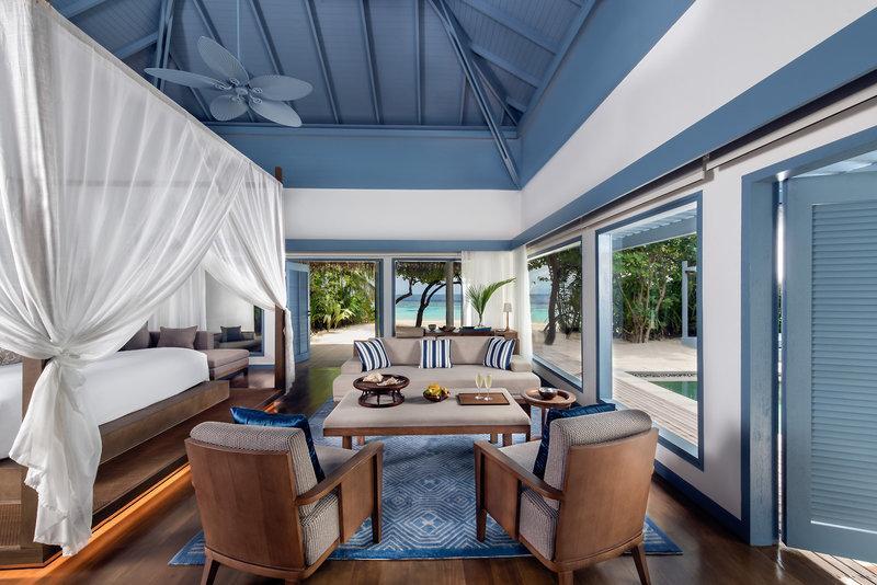 Raffles Maldives Meradhoo Resort, Maldivi 5