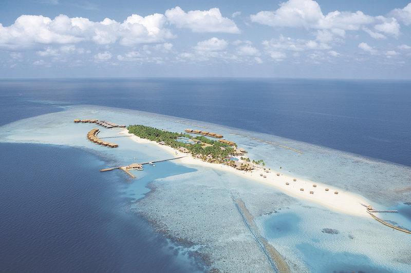 Veligandu Island Resort and Spa, Maldivi 3