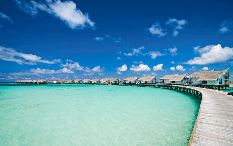 Jumeirah Vittaveli, Maldivi 1