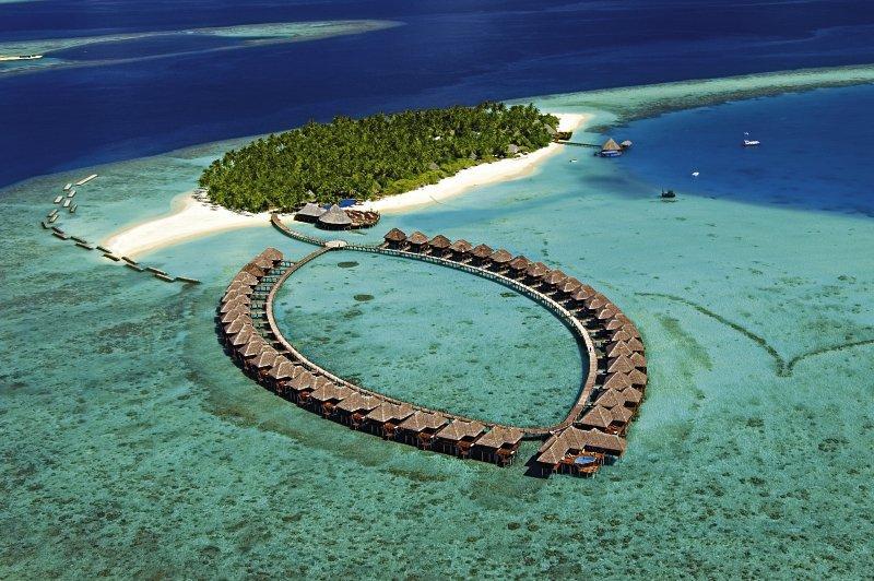Sun Aqua Vilu Reef, Maldivi 1