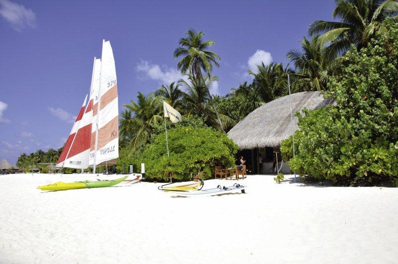 Sun Aqua Vilu Reef, Maldivi 2