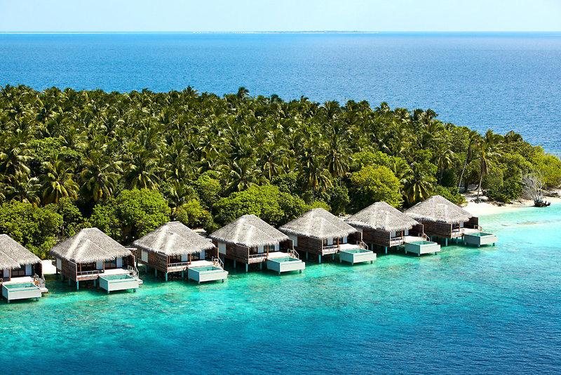 Dusit Thani Maldives, Maldivi 2