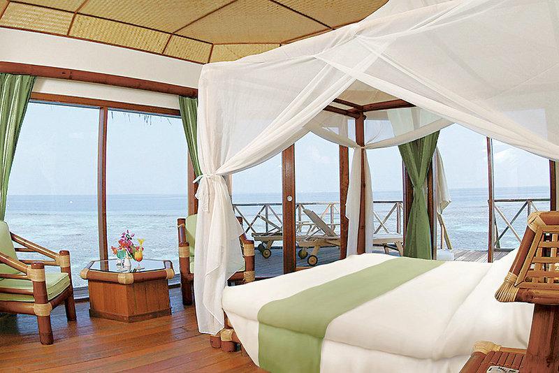 Safari Island Resort and Spa, Maldivi 5